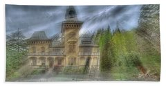 Fairytale Villa - Villa Delle Fiabe Beach Sheet