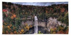 Fall Creek Falls Beach Towel