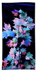 Fall Leaves1 Beach Towel