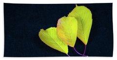 Beach Sheet featuring the photograph Fall Season Colors by Kennerth and Birgitta Kullman