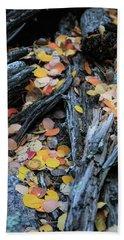 Beach Towel featuring the photograph Fallen by David Chandler
