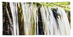 Falling Water Mirror Beach Sheet