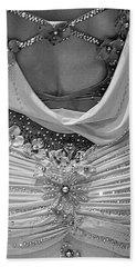 Beach Towel featuring the photograph Fancy Pants by Lori Seaman