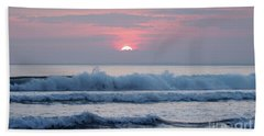 Fanore Sunset 1 Beach Towel
