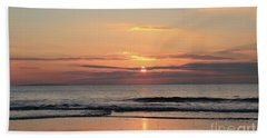 Fanore Sunset 3 Beach Towel