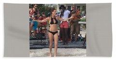 Fantasy Fest 2016 Beach Towel by Lisa Piper