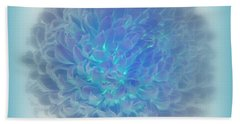Beach Towel featuring the photograph Fantasy Flower by Greg Moores