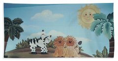 Fantasy Land Beach Towel
