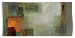 Colorful_2 Beach Towel by Behzad Sohrabi