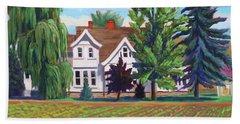 Farm House - Chinden Blvd Beach Towel