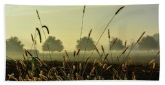 Farm Sunrise #2 Beach Towel