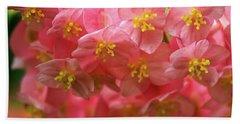 Fascinating Flower - Beach Sheet