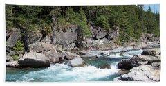 Fast River Beach Sheet