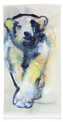 Fearless, 2015 Beach Towel by Mark Adlington