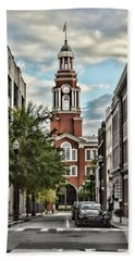 Federal Courthouse Knoxville Beach Towel