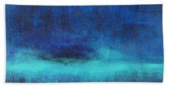 Feeling Blue Beach Towel