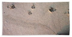 Feet Around The World #31 Beach Towel