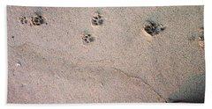 Feet Around The World #31 Beach Sheet