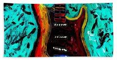 Fender Delight Beach Towel