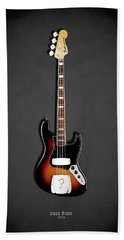 Fender Jazzbass 74 Beach Towel
