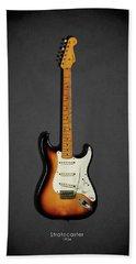 Fender Stratocaster 54 Beach Towel