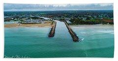 Fenway Beach Breakwater Beach Towel