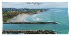 Fenway Beach, Weekapaug Beach Towel