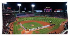 Fenway Park World Series 2013 Beach Sheet