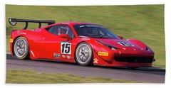 Ferrari #15 Cohen Beach Towel