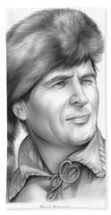Fess Parker Beach Towel