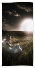 Beach Sheet featuring the photograph Field Of Dreams by Jorgo Photography - Wall Art Gallery