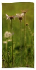 Field Of Flowers 3 Beach Sheet