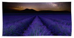 Fields Of Eden Beach Towel