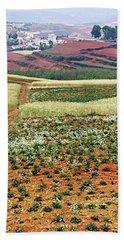 Fields Of The Redlands - 2 Beach Towel