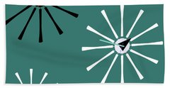 Fifties Kitchen Vi Beach Towel