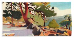 Fillius Ridge Beach Towel