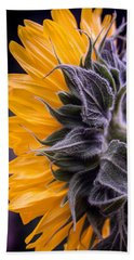 Filtered Sunflower Beach Towel