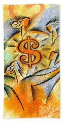 Financial Success Beach Towel