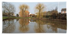 Finningley Pond Beach Sheet