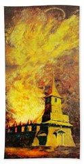 Fire Angel Beach Sheet