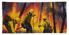 Fire Line 2 Beach Sheet