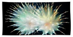Firework Twin Beach Towel