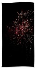 Fireworks 2016 I Beach Towel