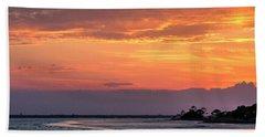 Firey Sky Beach Sheet