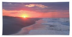 First Daylight Beach Towel