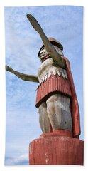 First Nations Welcome Beach Sheet