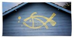 Fish House Beach Sheet