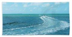 Fish Hunter - Keys Beach Towel
