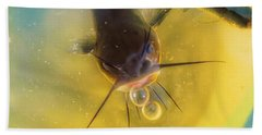Fish In A Barrell Beach Towel