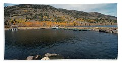 Fish Lake Ut Beach Towel